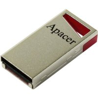 Apacer 8GB Drives USB AH112 Red