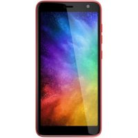 Haier Alpha A4 Lite Red