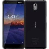 Смартфон Nokia 3.1 16GB Black