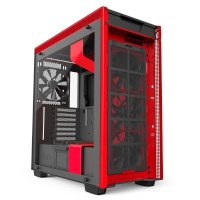 NZXT H700i Black-Red