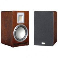 Полочная акустика Audiovector QR 1 Dark Walnut Veneer