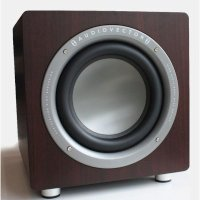 Сабвуфер Audiovector QR Sub Dark Walnut Veneer